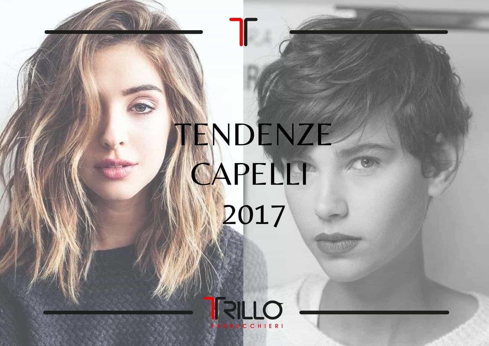 Tendenza moda capelli 2017- Ecco le novità