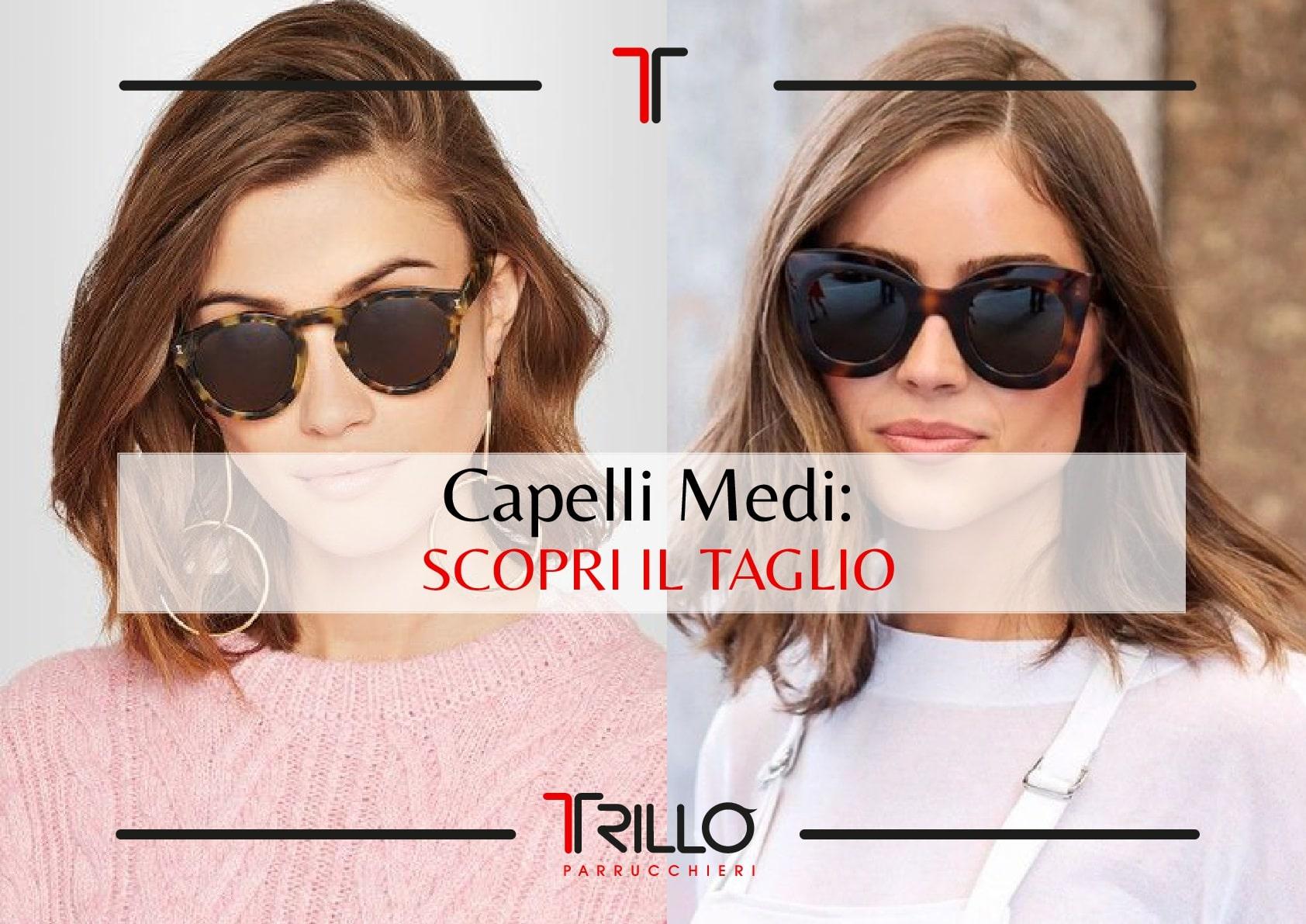 Taglio Capelli Medi - Scopri il Taglio